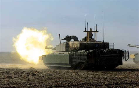 Britain's Challenger 2 Tank Is One of the Best—but It