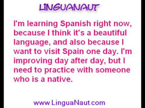 Learn English- Introduce Yourself (with English Text