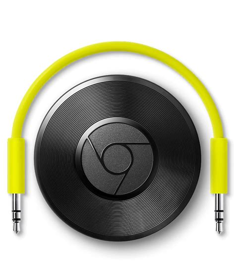 google fine tunes their chromecasts with separate audio