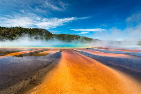 Information on Visiting Yellowstone National Park